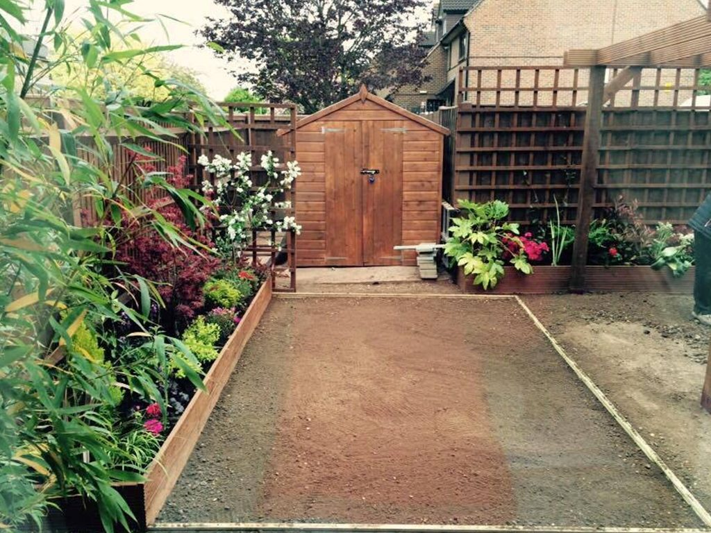 Burnhan – Izabela Garden Design